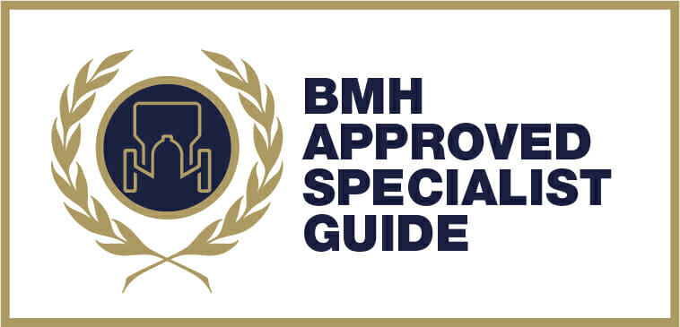 BMH Approved Specialists Guide Button