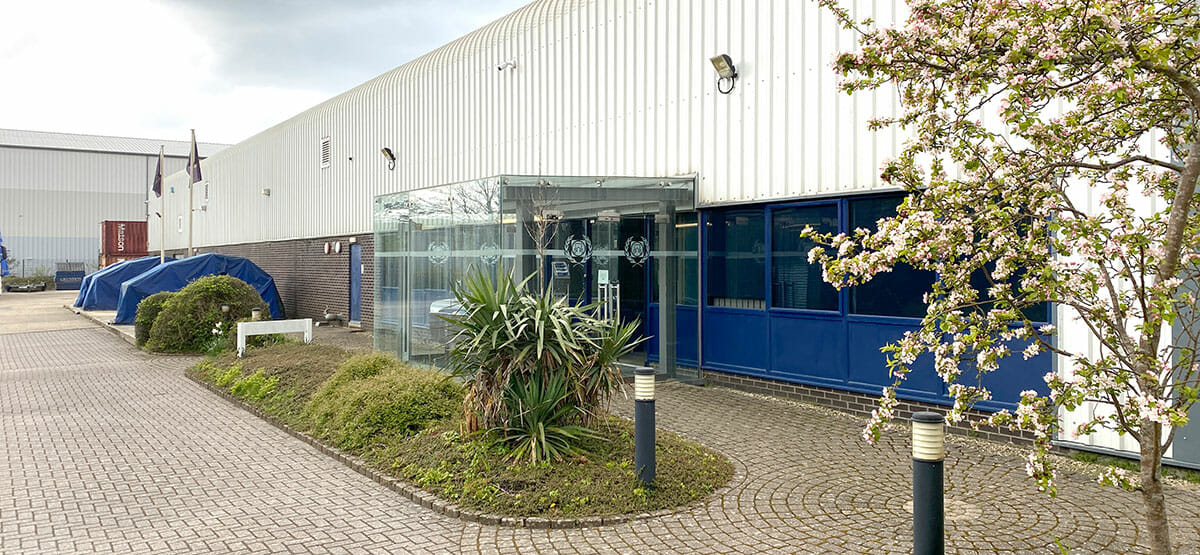 British Motor Heritage Head Office