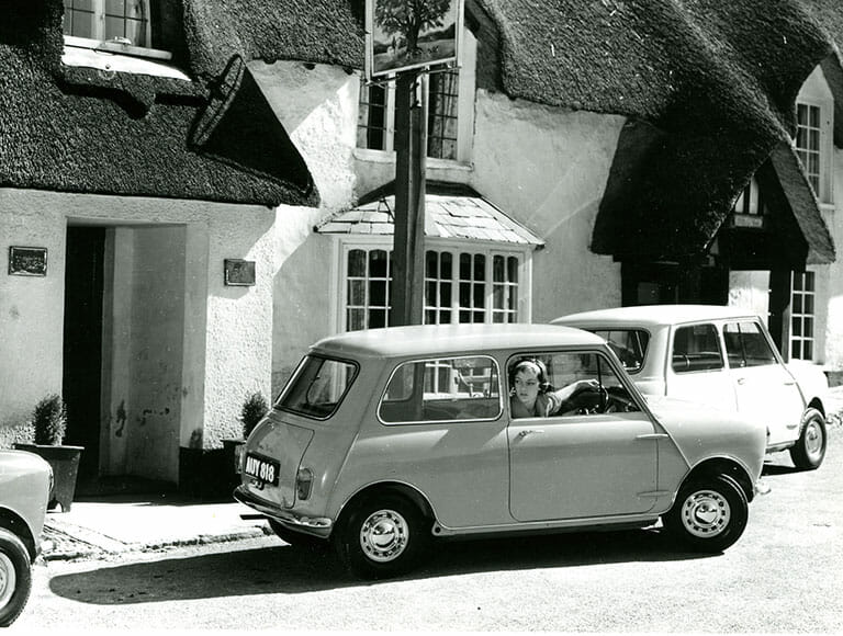 British Motor Heritage old mini adverts 2