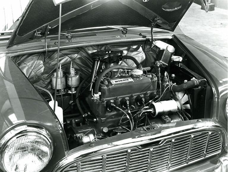 British Motor Heritage old mini adverts 4