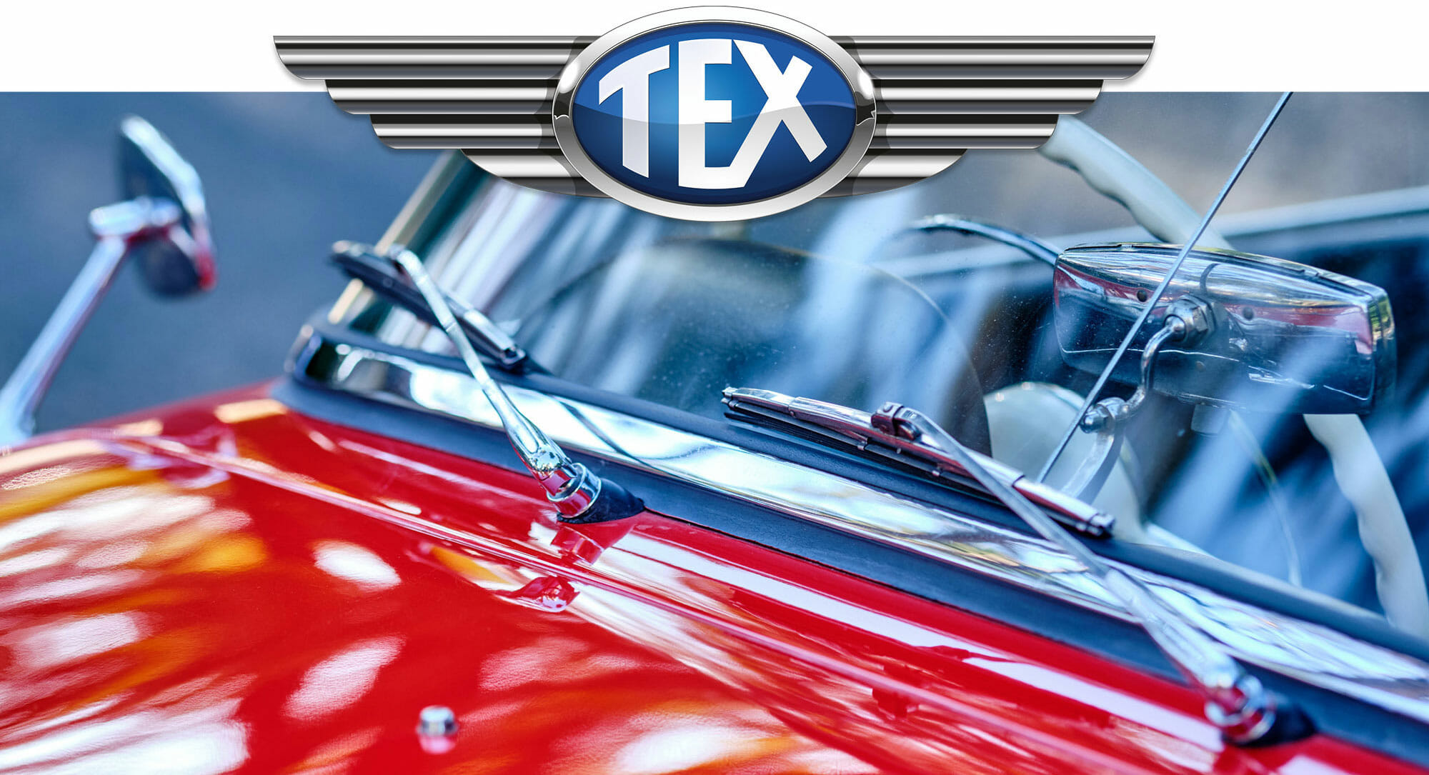 Tex Automotive with Mirrors and wipers