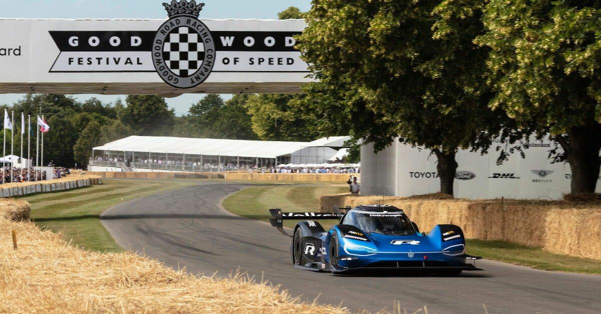 2021 Goodwood Festival Of Speed