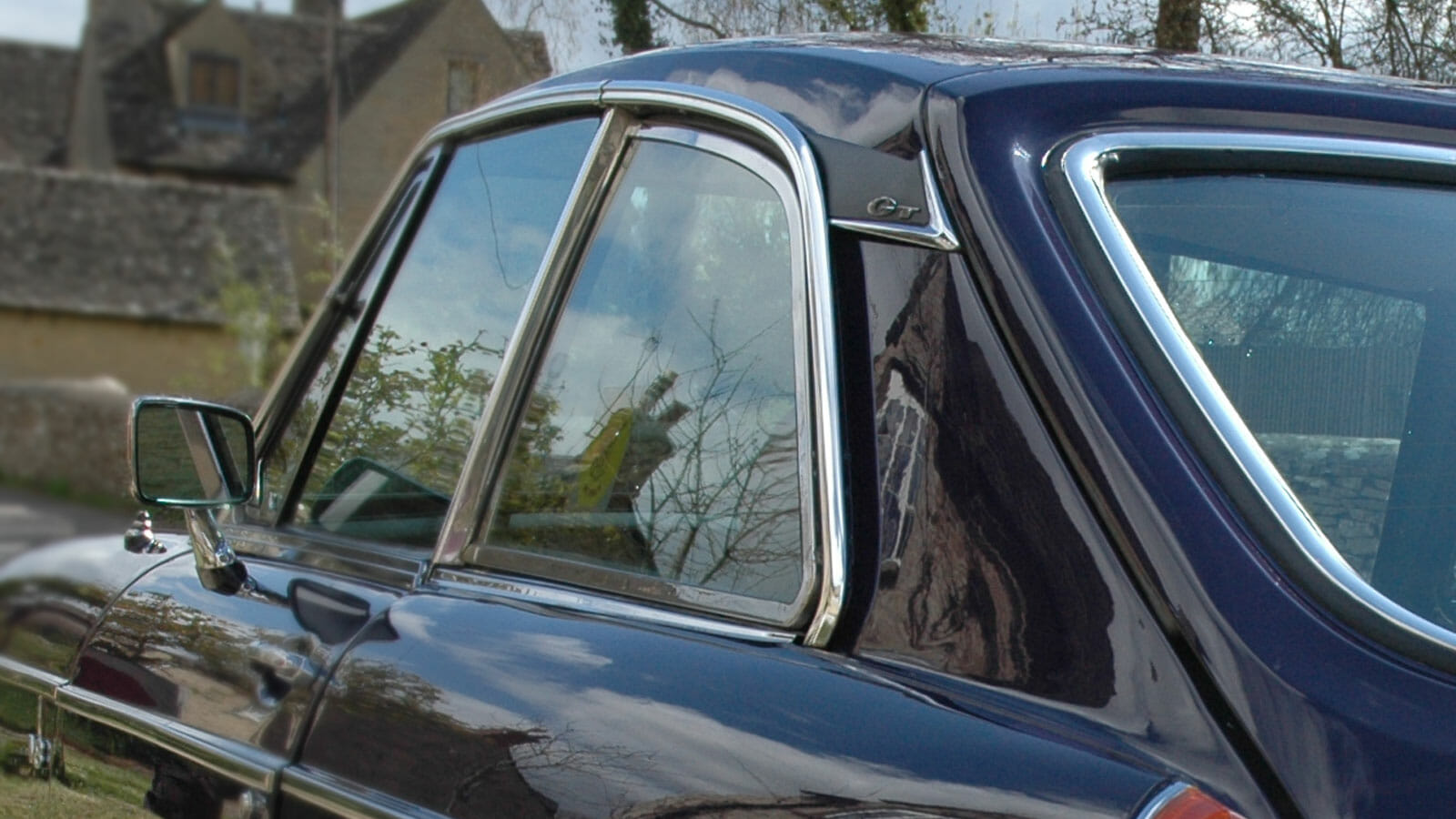 Leacy Classic MGB GT Back Window