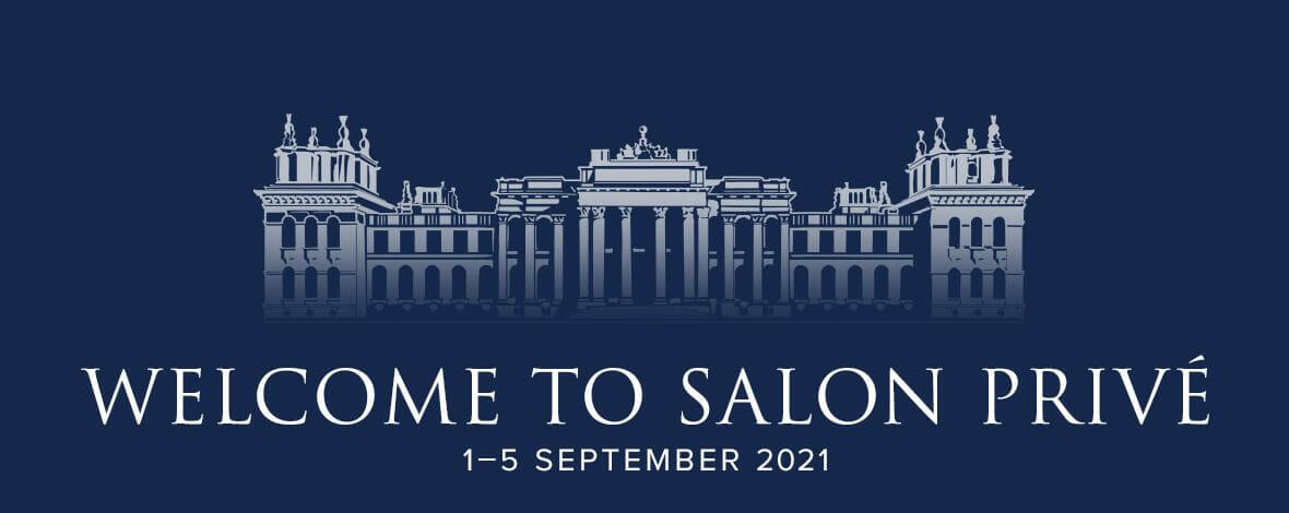 Salon Prive 2021 Blenheim Palace
