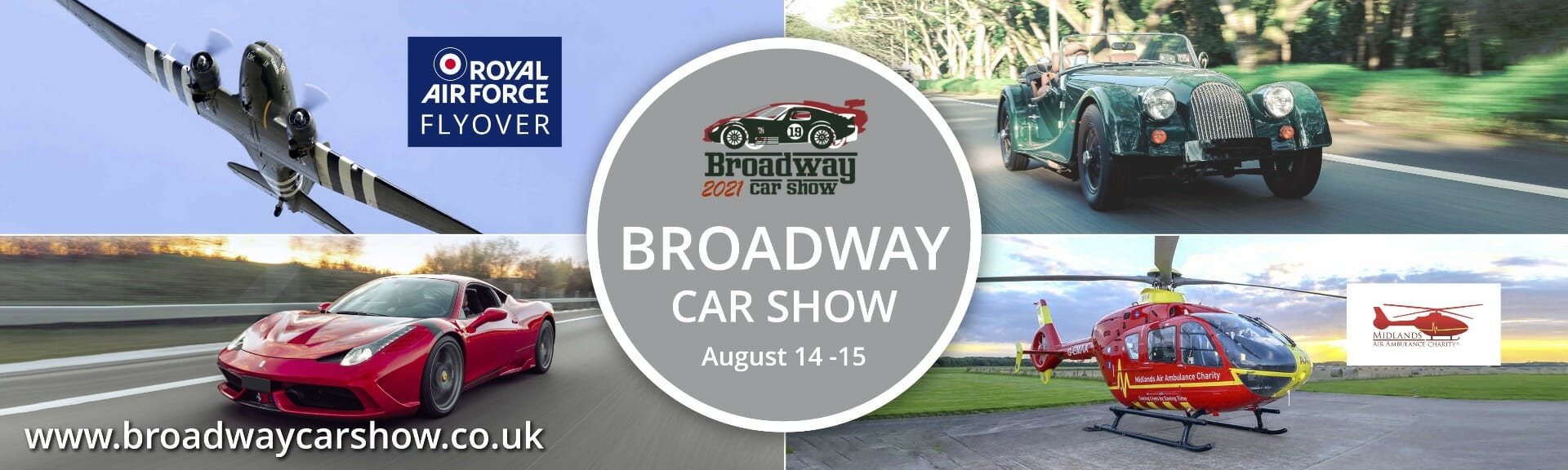 Broadway Car Show