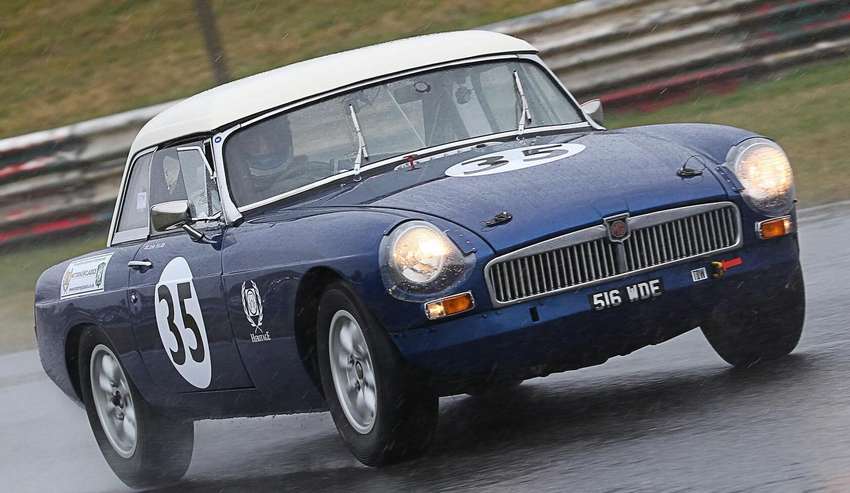 ex MG Racing Wipers
